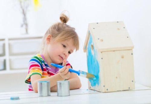 Zajęcia w domu: jak zająć dziecko, nie wychodząc z domu
