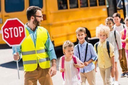 Dzieci na drodze