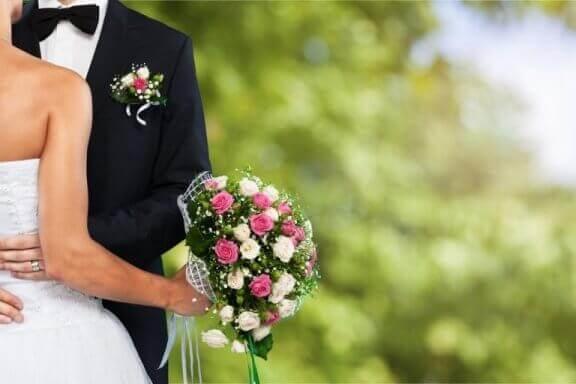 Para nowożeńców