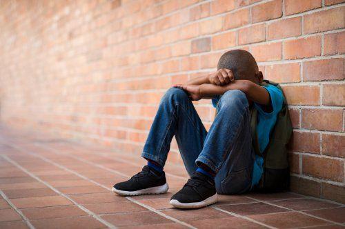Nastolatek z depresją