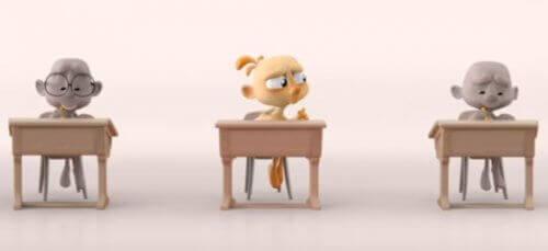 Kadr z filmu Alike - czym jest kreatywność
