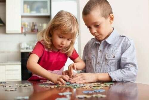 Łamigłówki dla dzieci do zabawy w domu - 6 propozycji