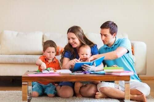 Wspólne podejście do wychowania dziecka