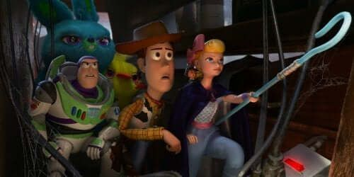 Toy Story 4 Ddisneya