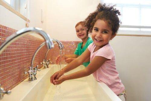 Codzienne nawyki: korzystne dla dzieci!