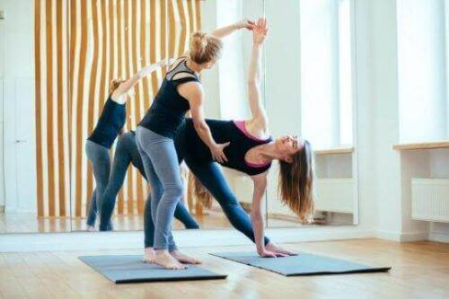 Zajęcia z jogi