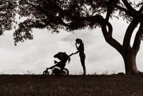 Depresja u matki i jej wpływ na dzieci