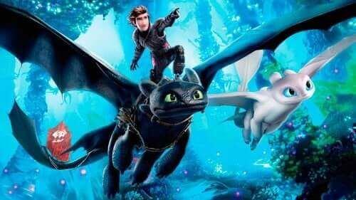 Poznaj najlepsze filmy z wytwórni DreamWorks