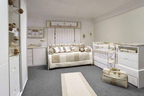 Duży pokój dziecka
