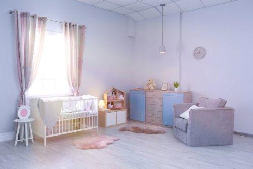 Pokój dziecka: praktyczna i ładna przestrzeń dziecięca