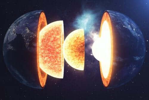 Warstwy planety
