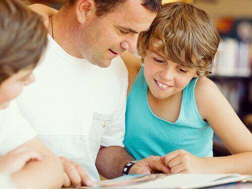 Czytanie z rodzicami