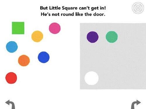 Kółka i kwadrat
