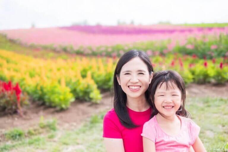 Mama z córką w Japonii - macierzyństwo w różnych kulturach