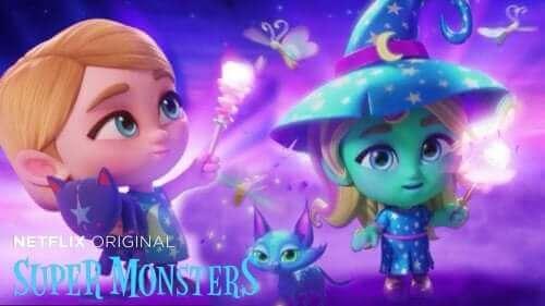 Najlepsze seriale dla dzieci na Netflixie