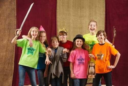 Teatr improwizowany dla dzieci