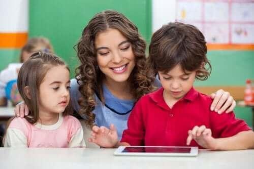 Znaczenie nauczania ITC dzieci w wieku przedszkolnym