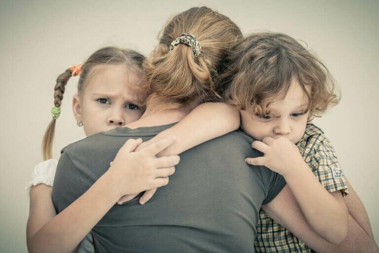 Niepokój rodziców - jak ustrzec przed nim dzieci?