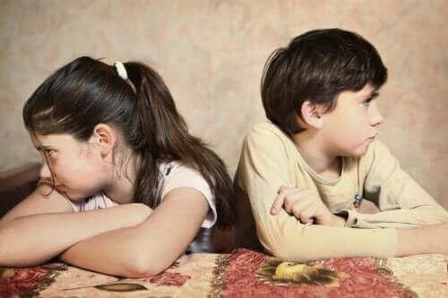 Rywalizacja rodzeństwa