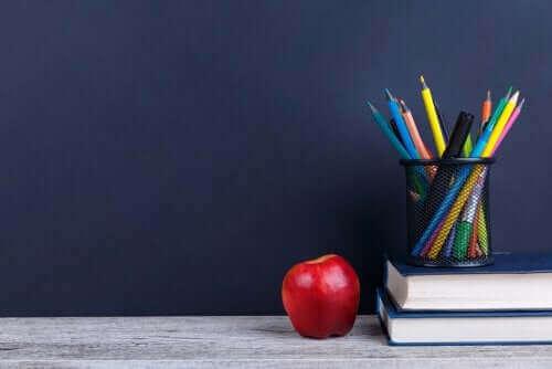 Kąciki wzbogacające program nauczania w klasie