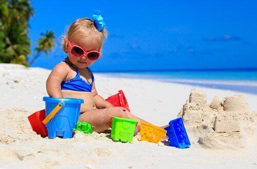 Ochrona przeciwsłoneczna niemowląt- najlepsze metody