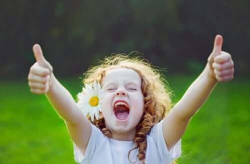 Wyrażanie uczuć przez dzieci - elementy rozwoju