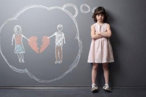 Dziecko - separacja rodziców