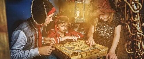 Escape room: zalety takiej zabawy dla dzieci