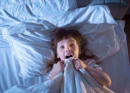 Koszmary senne u dzieci