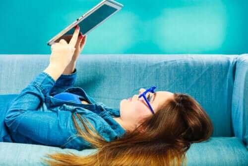 Książki dla dzieci na platformach z e-bookami