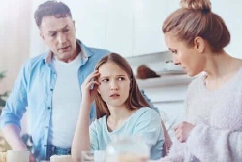Krytyczni rodzice