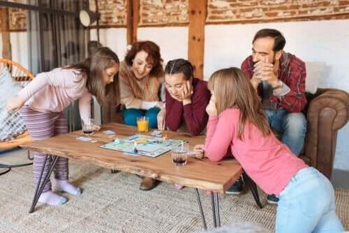 Rodzina grająca w grę - podstawy prawne rodziny