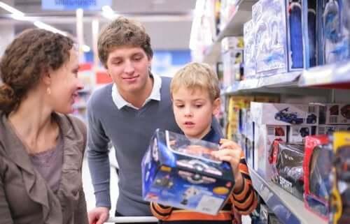 Konsumpcjonizm - jak uniknąć go u dzieci?