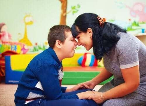 Dzieci ze specjalnymi potrzebami i ich rodziny