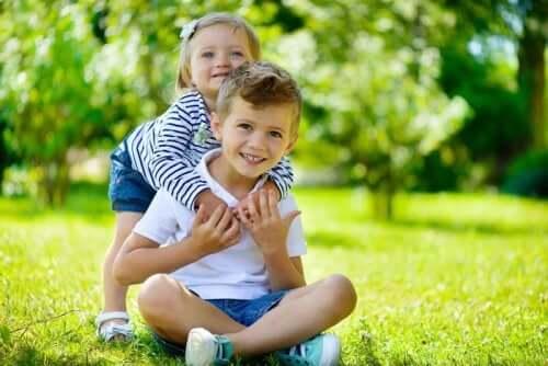 Uczenie dzieci rozmawiania