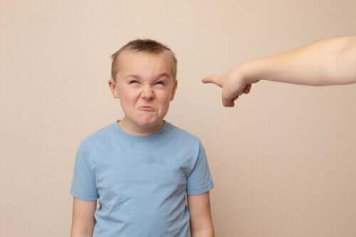 Gdy dziecko obraża inne osoby