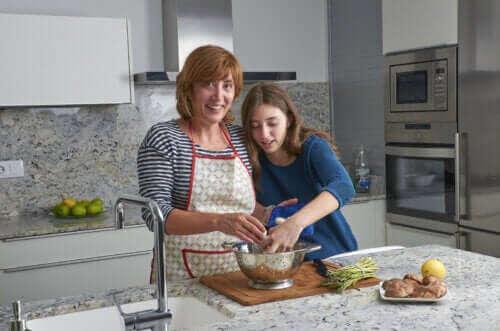 Weganizm - jak pomóc nastolatkowi zbilansować dietę