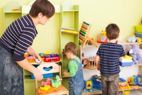 Organizacja - jak nauczyć dzieci porządku