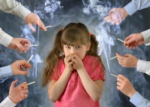 Ostrzeżenie: jakie skutki dla zdrowia dzieci ma palenie tytoniu?