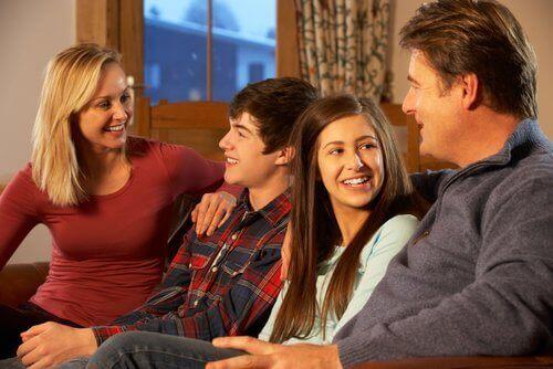 Więzi rodzinne- jak je wzmocnić?