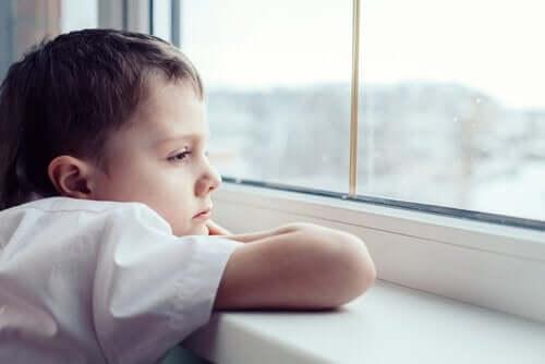 Nieszczęśliwe dziecko - jak mu pomóc?