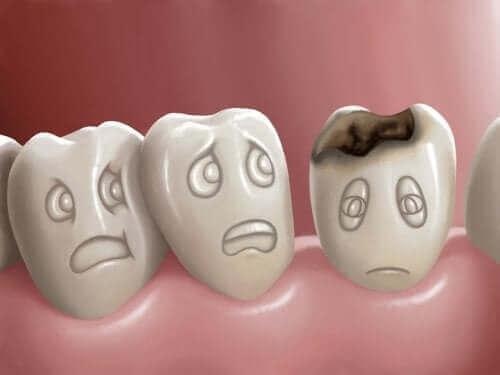 Czym są ubytki zębowe i jak można im zapobiegać?
