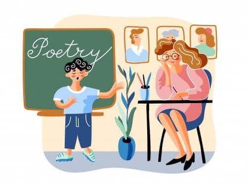 Poezja- jak zaprzyjaźnić dziecko z czytaniem