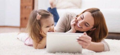 Dostęp do internetu dla dziecka