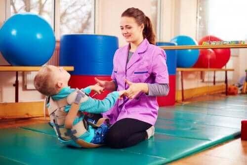 Szkoła specjalna - edukacja dla dzieci ze specjalnymi potrzebami