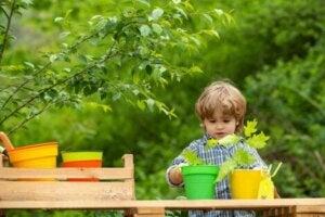 Rodzinne zajęcia z ekologii