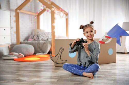Jak uczynić pokój dziecięcy idealną przestrzenią do nauki?