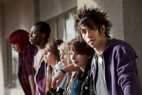 Subkultura punków