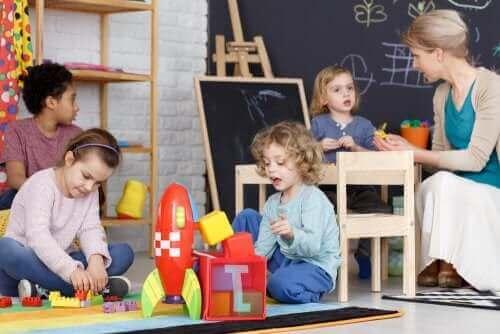 Poznaj zabawy rozwijające umiejętności u dzieci