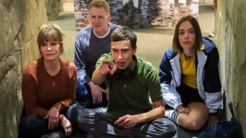 Rodzina w serialu